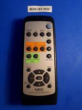 Genuine NEC RU-M104 LCD Projector Remote Control LCD-3000 LCD-4610