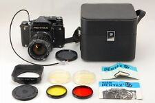 【Exc+++】 Pentax 6X7 Medium Format SLR Film Camera + 75mm from japan #520