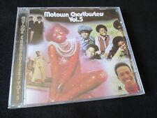 V.A. Motown Chartbusters Vol 5 CD SOUL FUNK DISCO STEVIE WONDER THE SUPREMES