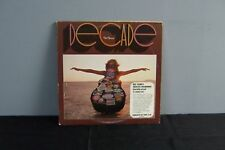 NEIL YOUNG: Decade LP (3 LPs, tri-fold cover, insert, hype sticker / Vg