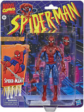 "Marvel Legends Vintage Retro 6"" Figure Spider-Man Series 1 Spider-Man IN STOCK!"