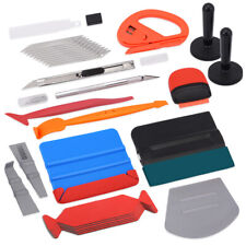 Neu Autofolie Set Car Wrapping Magnete Micro Rakel Dichtung Aufkleber Messer Kit