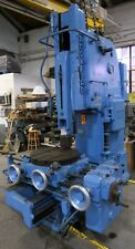 20 Rockford Vertical Slotter Hyd 28 Rotary Table 22 Str Clean 31027