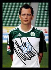Marcel Schäfer VFL Wolfsburg Foto Original Signiert +G 16445