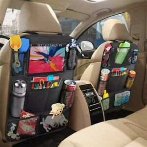 Waterproof Vehicle Storage Sundries Bag Car Seat Back Protector Cover for baby