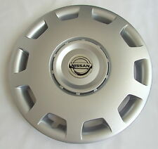 16'' Nissan Primera Almera wheel trims wheel covers 4 x 16'' silver