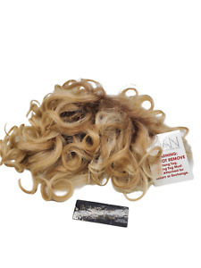 """IMAN GORGEOUS LOCKS COLLECTION l """"Hollywood Curls"""" WIG l Classic Light Blonde"""