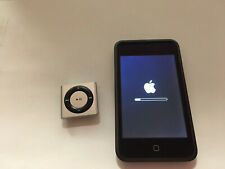 Apple iPod shuffle 4th Generation 2 GB and Ipod Touch 1 16G Very good condition