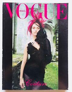 Unique supplemento Vogue Italia 613 settembre september 2001 Rania di Giordania