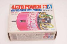 Vintage RC Motor Tamiya Acto Power Pink 2WD 53122 (Rare)