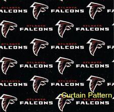 Atlanta Falcons NFL LOGO Shower Curtain (72x72) FREE US SHIPPING