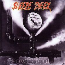 Powertool * by Sleeze Beez (CD, Jan-2008, Wounded Bird)