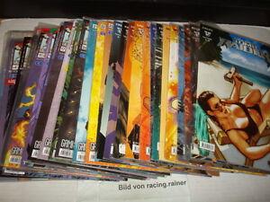 Tomb Raider Bereich Nr.1-38  MG, Top Cow, Infinity in deutscher Sprache