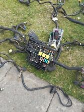 Vauxhall Combo 02-10 Fuse Boxes and main wiring loom...Complete ex 2005 van