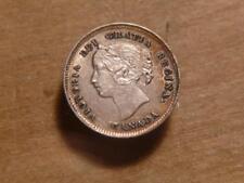 Canada 1899, 5 Cent Silver, XF-AU Condition...SKU#10066