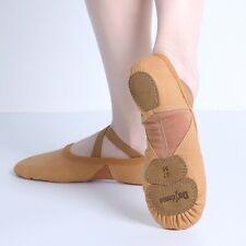 Ballet Shoes Soft Girls Ballerina Dance Shoes Stretch Mesh Splice Ballet Slipper