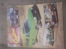Custom Vans & Trucks Magazine Numbers 41 Mags Retro Old School Eddie Ford