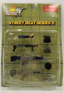 ULTIMATE SOLDIER Vietnam Weapons STREET HEAT SERIES II #60408 Unopened 2007 1/6