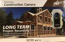 Brinno BCC100 Time Lapse Construction Camera Bundle - Green/Black