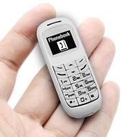 BM70 Mini Small GSM Mobile cellPhone Dialer Cell Phone Earphone Headset