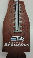Nfl Seattle Seahawks Bottle Cooler, Coozie, Koozie, Coolie, New (Football)