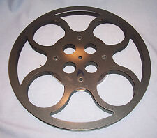 16MM 1200 Metal Motion Picture Film Camera Movie Projector Take Up Reel Spool