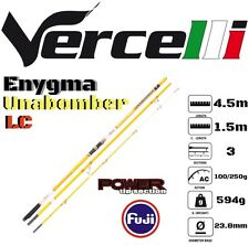 VERCELLI SURFCASTING ROD ENYGMA UNABOMBER 4.5m