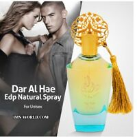 Dar Al Hae New By Ard Al Zaafaran Halal Fragrance Attar EDP Spray Perfume 100ml
