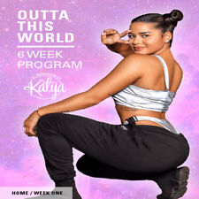 Workouts Programs by Katya Elise Henry 6 Week Home Outta This World Wbk Girls