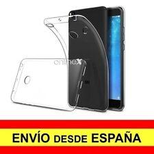 Funda Silicona para XIAOMI MI MAX 2 Carcasa Transparente ¡España! a2883