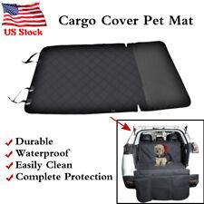 Waterproof Pet Dog Car Suv Trunk Cargo Boot Liner Tray Mat 600D Oxford Black Usa