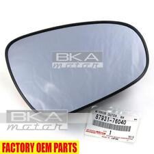 Lexus Toyota OEM 11-16 CT200H Door Rear Side View-Mirror Glass Right 8793176040