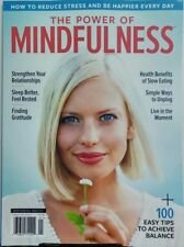 The Power of Mindfulness 2017 Reduce Stress Be Happier Every Day