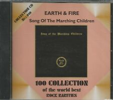 EARTH & FIRE - CD - Song Of The Marching Children - BRAND NEW