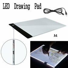 Dimmable A4 LED Ultra Slim Art Craft Drawing Tracing Tattoo Light Box Pad Board