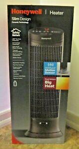Honeywell Slim Design Ceramic Heater with Motion Sensor