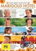 The Best Exotic Marigold Hotel (2011) Maggie Smith, Judi Dench - NEW DVD - R4