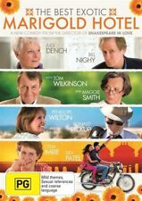 The Best Exotic Marigold Hotel (DVD, 2012) R4 - New Unsealed - (D497)
