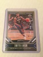 2019-20 Panini Chronicles Playbook Zion Williamson Rookie Pelicans