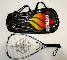Ektelon Racquetball Longbody Racquet w/ Case, Play With Fire Fusion