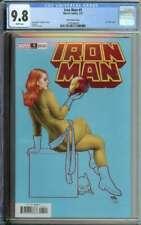 Iron Man #5 CGC 9.8 Frank Cho Variant #630