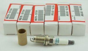 NEW GENUINE OEM HONDA Pilot Ignition-Spark Plug 9807B-5515W Acura MDX 6-Pack