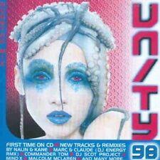 Unity 98 Allure, Energy 52, Dj Sakin/Friends, Legend B., Commander Tom.. [CD]
