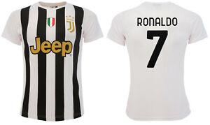 Trikot Ronaldo Juventus 2020 2021 Offizielle CR7 Cristiano Juve Home Geteilt