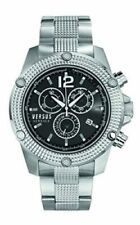 Versus by Versace Men's SOC100015 'AVENTURA' Quartz Stainless Steel Chrono Watch