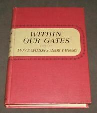 1940 Within Our Gates Immigration Felix Frankfurter Dreiser Saroyan Armenian Zor