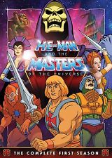 He-Man and the Masters of the Universe: Season 1 New Free Shipping