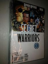 Secret Warriors - Issues #1 - #17 - Marvel Comics 2009