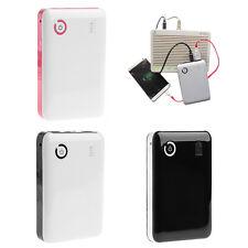 Adjustable 12V 18650 Battery Charger Case Double USB Port Mobile Power Bank Box