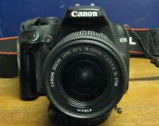 Canon EOS Rebel XS Black EF-S 18-55mm IS STM Lens KIT - Black